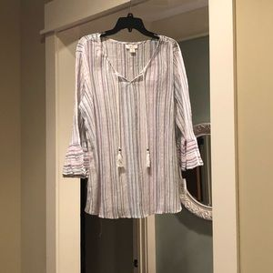 Style and Company Long sleeve Blouse